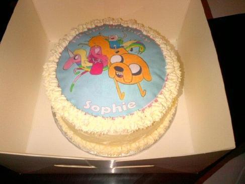 1st birthday cake: Childrenbirthday Cakescherie ...